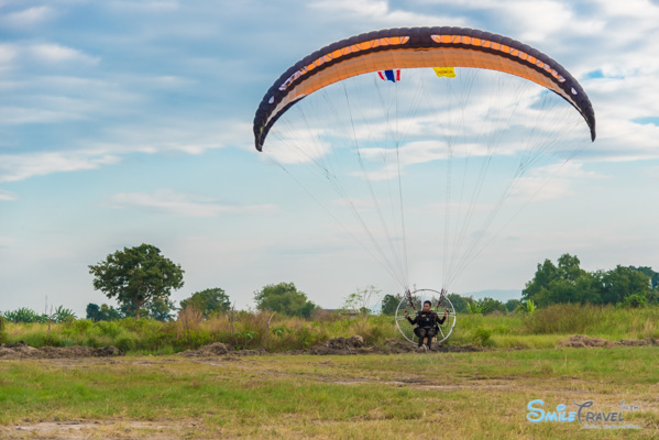 Paramotor Thailand-3