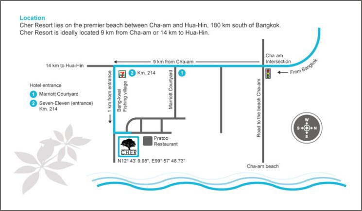 cher-resort-map